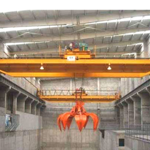 QZ型5~20噸抓斗橋式起重機
