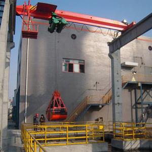 LZ型3~5噸單梁抓斗起重機