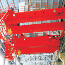 QDY型5~74噸吊鉤式鑄造起重機
